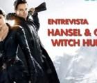 """El director y los protagonistas de """"Hansel & Gretel: Witch Hunters"""" en entrevista para Sopitas.com"""