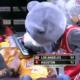 ¡PUM! Pastelazo en pleno partido de la NBA