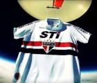 Sao Paulo presentó su nuevo uniforme... ¿mandándolo al espacio?