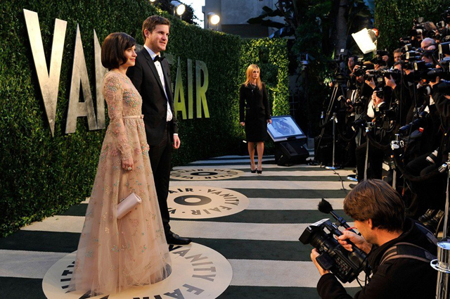 AfterPartyVanityFair Zooey Deschanel y Jamie Linden copy