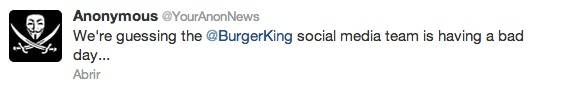Burger King hackeado 04