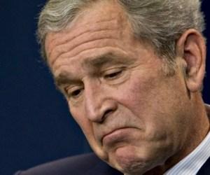 Bush fotos hackeadas