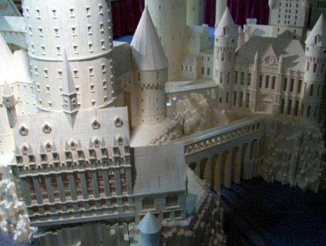 Hogwarts 4