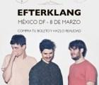 Efterklang en México
