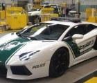 Checa las nuevas patrullas Lamborghini de la policía de Dubai