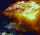 Cinco detonaciones en Alabama por un barco de combustible