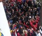La problemática toma de protesta de Maduro
