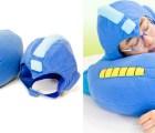 Geek Alert!!! La almohada del cañón de Megaman