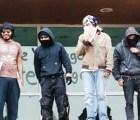 Perdió un ojo en los disturbios del 1 de diciembre, ahora tiene tomada la rectoría de la UNAM