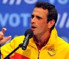 El ex candidato a la Presidencia de Venezuela Henrique Capriles pedirá apoyo a México