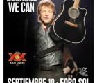 Bon Jovi pospone su concierto de esta noche en el Foro Sol