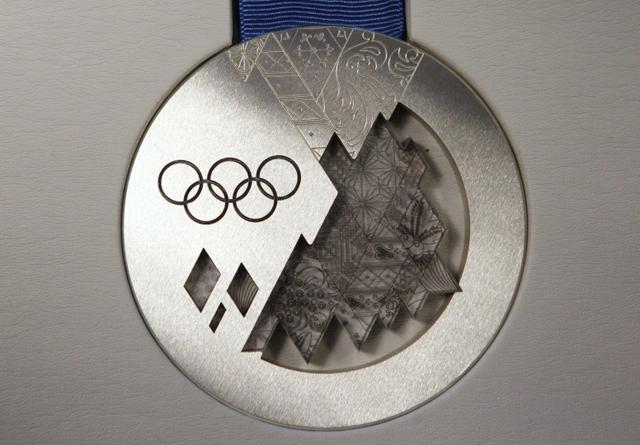 medalla sochi plata