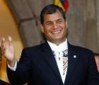 El presidente de Ecuador es reelecto (hoy toma posesión del cargo)