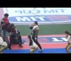 Y así abuchearon a PSY en la final de la Copa Italia