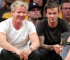 Y ahora, David Beckham tendrá su restaurante con Gordon Ramsay
