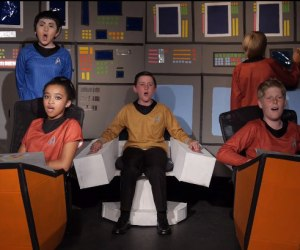 star trek el musical