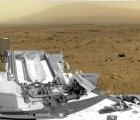 Curiosity capta una majestuosa panorámica de Marte