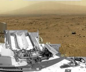 Curiosity-Marte