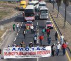 Transportistas anuncian cierre de carreteras y paro laboral a nivel nacional
