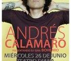 ¡Gana boletos para ver a Andrés Calamaro en el Auditorio Nacional!