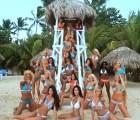 Para no extrañar la NFL: el nuevo video de las porristas de Miami