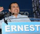 #EpicFail Cordero dice en discurso que quiere ser presidente del PRI