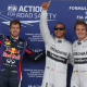 Parrilla de salida: Gran Premio de la Gran Bretaña
