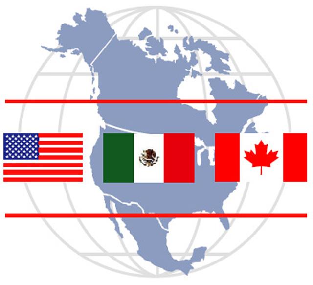tratado de libre comercio de america del norta tlccan