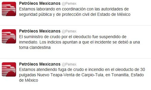 pemex tweet