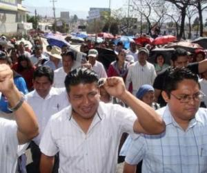 Maestros-Oaxaca-paro indefinido