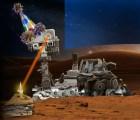 Curiosity cumple un año en Marte
