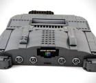 GeekAlert!!! El Nintendo 64 de Transformers hecho con Lego