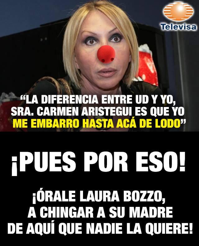 Laura brozzo televisa