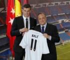 Así fue la presentación de Gareth Bale con el Real Madrid