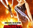 Amber Heard es Ms. San Antonio en el nuevo póster de Machete Kills