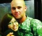 Soldado estadounidense en Afganistán mira el nacimiento de sus hijas vía Skype