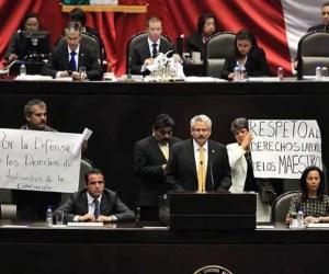 reforma educativa aprueba congreso