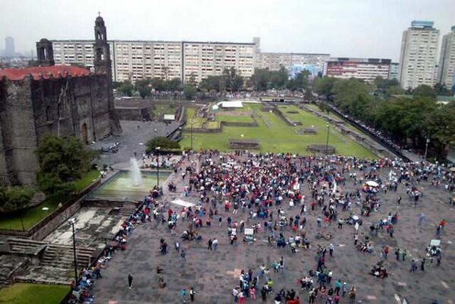 tlatelolco estudiantes
