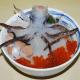 Los deliciosos calamares bailarines vivos con arroz (+video)