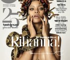 Las fotos topless de Rihanna dirigidas por Damien Hirst