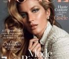 El desnudo de Gisele Bündchen para Vogue Paris