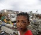 Galería: estragos de Haiyan sobre Filipinas