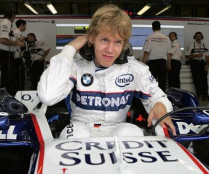 Vettel Gp EU 2007