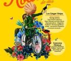 Festival Rodante, el primer festival en México de música itinerante, 100% energizado por bicicletas