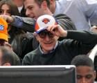 Woody Allen, fuera de la sala VIP de los Knicks