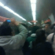 Humo en el Metro causa pánico entre los usuarios