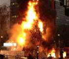 ¿No les gusta la navidad?: 5 años de cárcel por incendiar arbolito