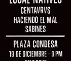 ¡Gana boletos para el concierto de Local Natives y Centavrvs!