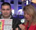 Con boleto encontrado en escombros del Huracán Sandy, hombre gana la lotería
