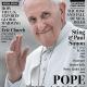 El papa Francisco en la portada de la Rolling Stone